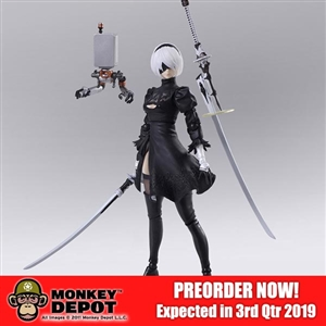 Collectible Figure: Square Enix 2B YoRHa No 2 Type B 20 (904381)