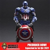 Collectible Figure: Square Enix Captain America (906762)