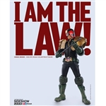Boxed Figure: Three A Judge Dredd (902864)