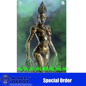 Three A 1/6 The Species Sil Alien Character Figure (3A-3Z0036)