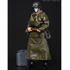 Uniform Set: Toys City Grossdeutschland Division Motorcycle Driver Set (TC-68010)