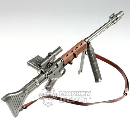 Rifle: Dragon German WWII FG42 Second Model w/Scope