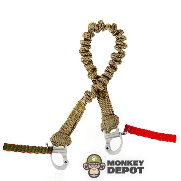 Monkey Depot - Tool: Soldier Story Safety Lanyard Tan