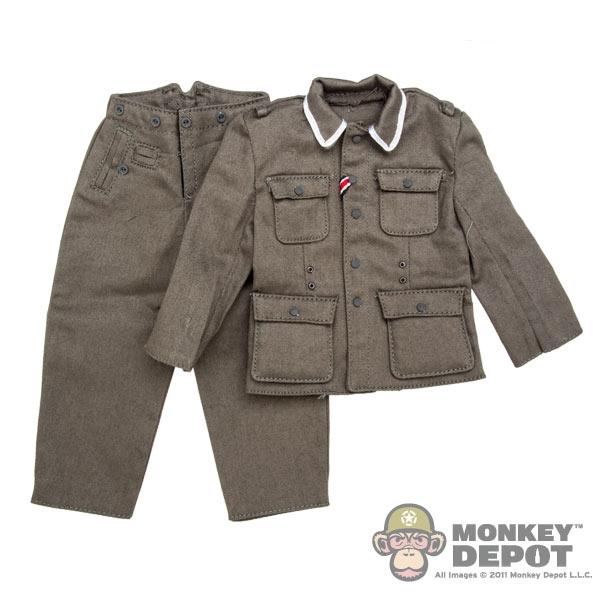 Uniform: Toys City German WWII M43 Uniform