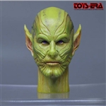 Head: Toys Era Alien Head w/Hands (TE-026)