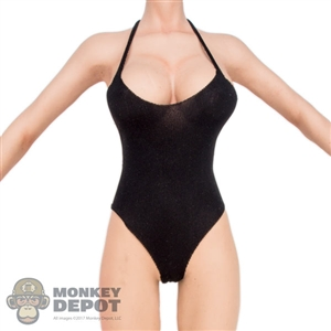 Suit: TF Toys Sheer Black Bodysuit