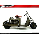 Boxed Vehicle: Toy Model 1/6 WWII 1944 Model 53 Airborne Motor Scooter (TML-1504)