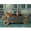 Boxed Vehicle: Toy Model 1/6 WW2 German Steyr Command Car (TML-STR)