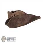 Hat: Hot Toys Mens Pirate Tricorne