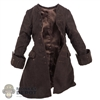 Coat: Third Party Mens Brown Dark Brown Long Jacket