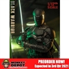 TW Toys 1/12th Black Warrior (TW-2140)