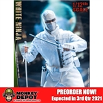 TW Toys 1/12th White Warrior (TW-2141)