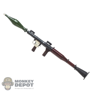 Weapon: ThreeZero RPG-7 Launcher