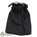 Cloak: ThreeZero Brienne of Tarth Fur Collar Cape