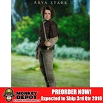 Boxed Figure: ThreeZero Game Of Thrones Arya Stark (903354)