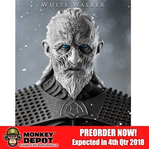 Boxed Figure: ThreeZero Game Of Thrones White Walker (903439)