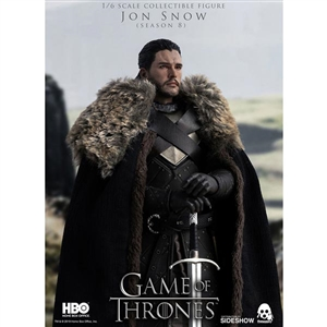 ThreeZero Game Of Thrones Jon Snow (Season 8) (904757)