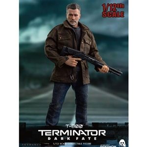 ThreeZero 1/12th Terminator Dark Fate T-800 (905703)