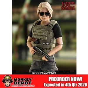 ThreeZero 1/12th Terminator Dark Fate Sarah Connor (905702)