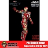 ThreeZero 1/12th Avengers: Infinity Saga DLX Iron Man Mark 43 (3Z0247)