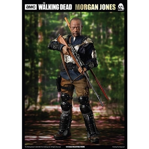 ThreeZero Walking Dead Morgan Jones (3Z0099)