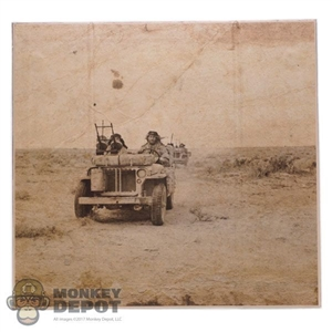 Display: Ujindou Desert Jeep