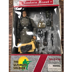 Boxed Figure: 21st Century Toys WWII German Eastern Front (22120)