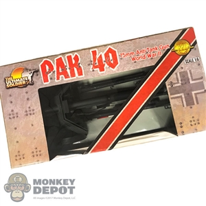 Boxed Vehicle: 21st Century Toys 1/6 Pak 40 (17002)