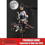 Boxed Figure: Very Cool Lady Dragon in the Moonlight (DZS-002)
