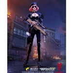Boxed Figure: Very Cool Sniper - Little Sister in Pink Hair (VC-TJ02A)