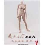 Boxed Figure: Very Cool Female Caucasian Skintone Body (VCF-FX05B)