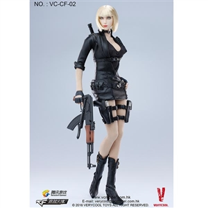 Boxed Figure: Very Cool Cross Fire—Mandala The Protector (VC-CF02)