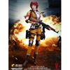 "Boxed Figure: Very Cool Female Mercenary ""Heart King"" (VC-TJ04)"