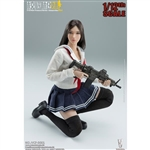 Very Cool 1:12 Campus Gun Girl (VCF-3001)