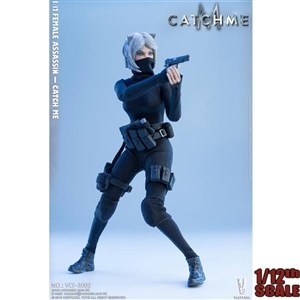 Very Cool 1:12 Female Assassin Catch Me (VCF-3002)