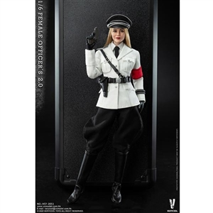 Very Cool Female SS Officer 2.0 (VCF-2051)
