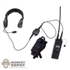 Radio: Very Cool Radio w/Sordin Headset & Pouch