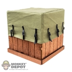 Box: Very Cool Wooden Crate w/Cover