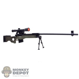 Rifle: Very Cool AWM Sniper Rifle w/Bipod & Scope