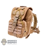 Pack: Very Cool Female Tactical Backpack