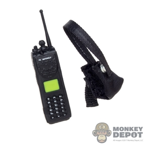 Phone: Very Cool Handheld Radio w/Pouch