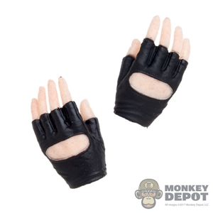 Hands: Very Cool Female Molded Fingerless Gloves