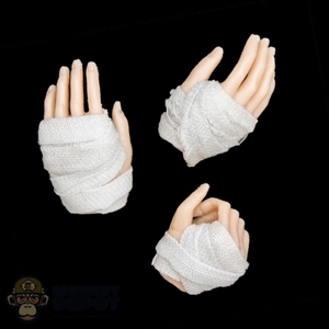 Hands: Very Cool Bandaged Hand Set