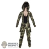 Uniform: Very Cool Jungle Python Stripe Jumpsuit
