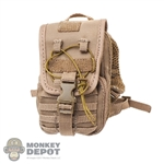 Bag: Very Cool Tan Tactical Backpack