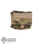 Pouch: Very Cool Camo Sundries Bag (MOLLE)