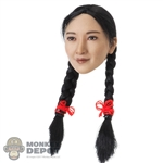 Head: Very Cool Sophia w/Braided Pigtails