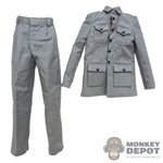 Uniform: Very Cool Female Eighth Route Army Uniform