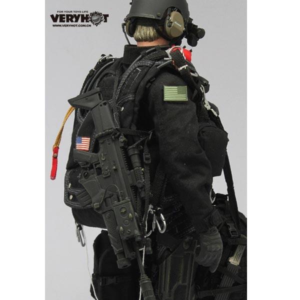Monkey Depot - Uniform Set: Very Hot Mission Halo (1019)