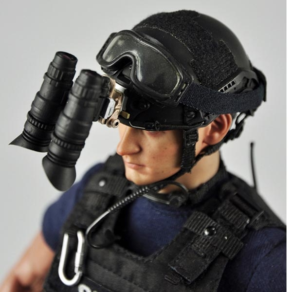 2.0 Uniform Veryhot 1//6 Scale Action Figure Special Weapons /& Tactics S.W.A.T
